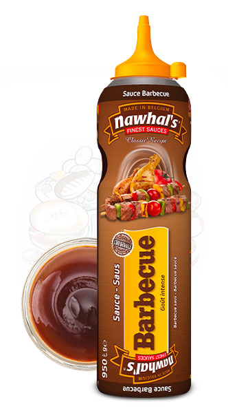 Sauce Nawhal's Barbecue 950ml - Nawhals.com