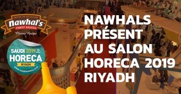 nawhal's salon 2019 Riyadh - nawhals.com