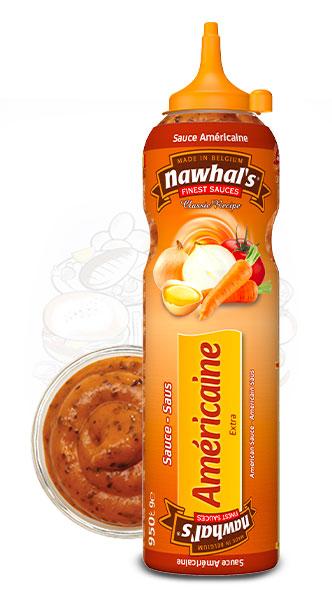 Sauce Nawhal's Américaine 950ml - Nawhals.com