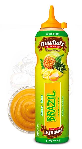 Sauce Nawhal's Brazil 950ml - Nawhals.com