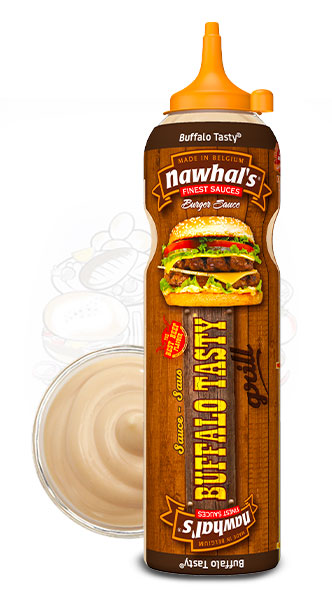 Sauce Nawhal's BuffaloTasty 950ml - Nawhals.com