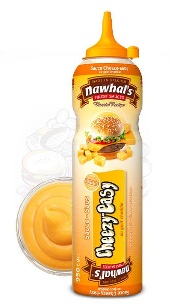 Sauce Nawhal's CheezyEasy 950ml - Nawhals.com