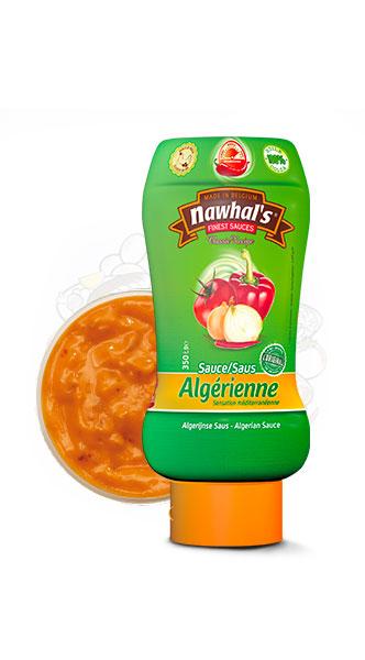 Sauce Nawhal's Algérienne 350ml - Nawhals.com