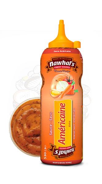 Sauce Nawhal's Américaine 500ml - Nawhals.com