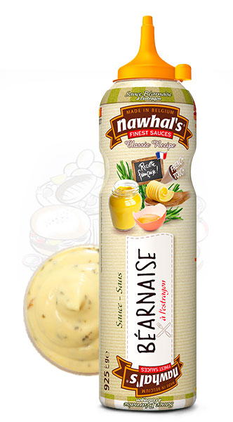 Sauce Nawhal's Béarnaise 950ml - Nawhals.com
