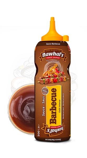 Sauce Nawhal's Barbecue 500ml - Nawhals.com