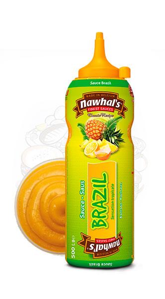 Sauce Nawhal's Brazil 500ml - Nawhals.com