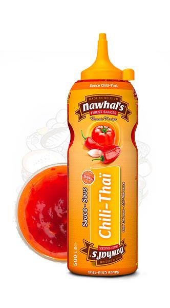 Sauce Nawhal's ChiliThai 500ml - Nawhals.com