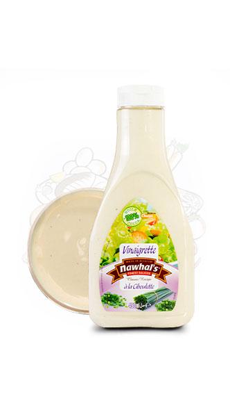 Sauce Nawhal's Ciboulette 450ml - Nawhals.com
