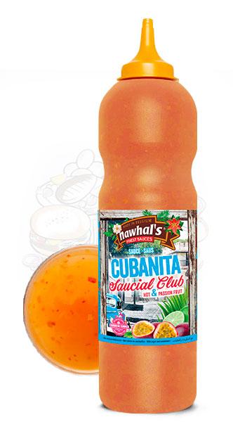 Sauce Nawhal's Cubanita 950ml - Nawhals.com