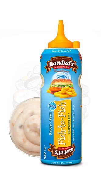 Sauce Nawhal's FishtoFish 500ml - Nawhals.com