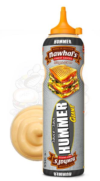 Sauce Nawhal's Hummer 950ml - Nawhals.com