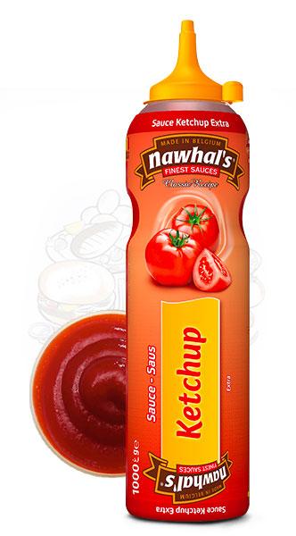 Sauce Nawhal's Ketchup 950ml - Nawhals.com