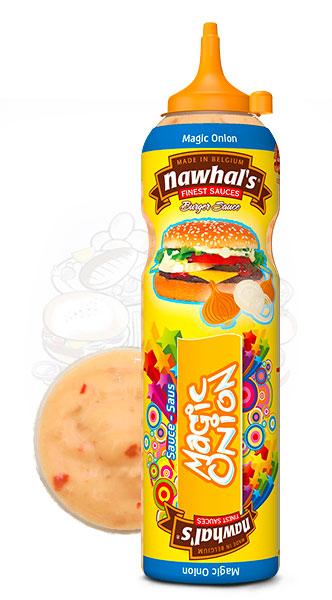 Sauce Nawhal's MagicOnion 950ml - Nawhals.com