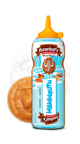 Sauce Nawhal's Mammouth 500ml - Nawhals.com