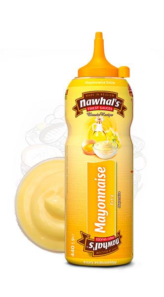 Sauce Nawhal's Mayonnaise 500ml - Nawhals.com