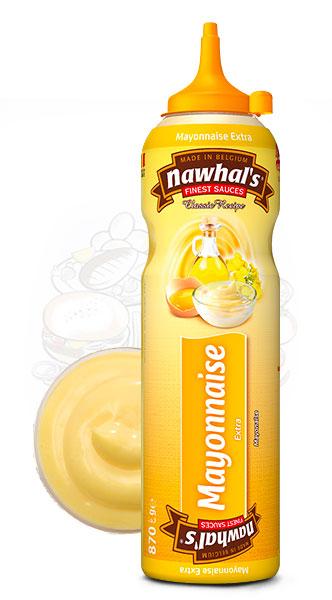 Sauce Nawhal's Mayonnais Extra 950ml - Nawhals.com