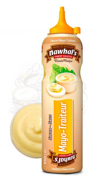 Sauce Nawhal's Mayo traiteur 950ml - Nawhals.com