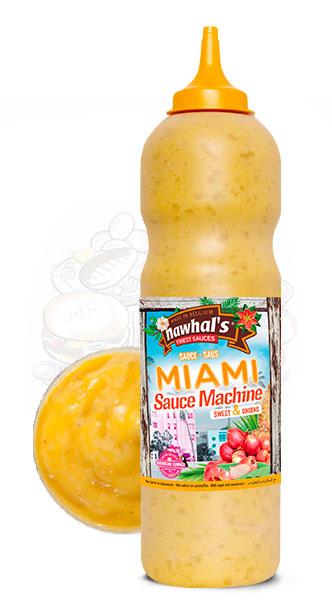 Sauce Nawhal's Miami Sauce Machine 950ml - Nawhals.com