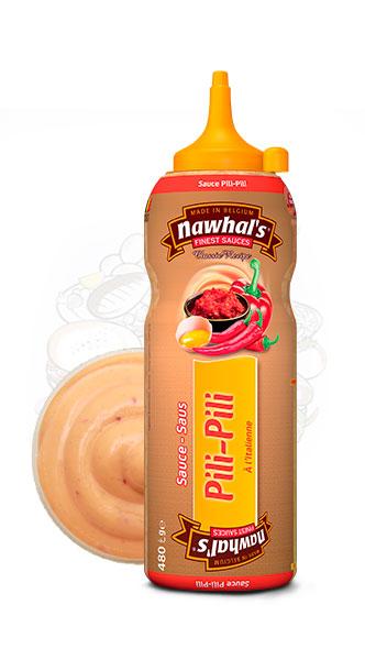 Sauce Nawhal's PiliPili 500ml - Nawhals.com