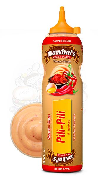 Sauce Nawhal's Pilipili 950ml - Nawhals.com