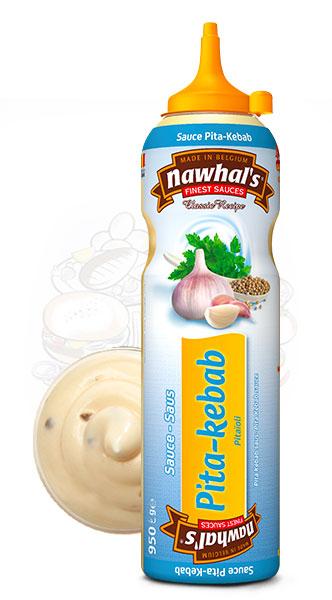 Sauce Nawhal's Pitaioli 950ml - Nawhals.com