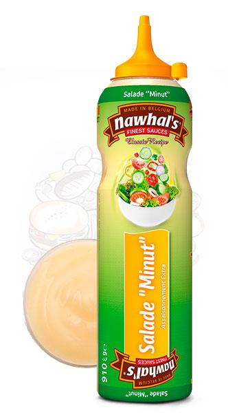 Sauce Nawhal's Salade minut 950ml - Nawhals.com