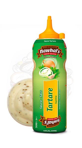 Sauce Nawhal's Tartare 500ml - Nawhals.com