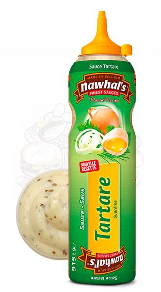 Sauce Nawhal's Tartare 950ml - Nawhals.com