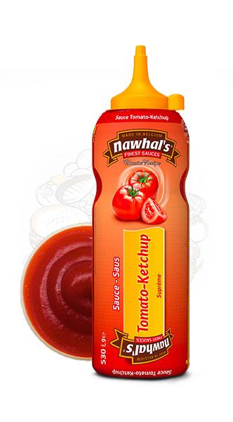 Sauce Nawhal's Tomato Ketchup 500ml - Nawhals.com