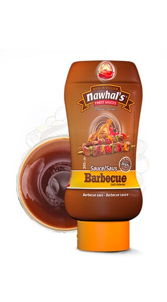 sauce Nawhal's Barbecue 350g nawhals.com