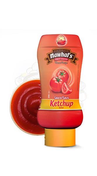 sauce Nawhal's Ketchup 350g nawhals.com