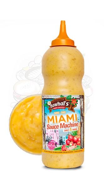 Sauce Nawhal's Miami 500ml - nawhals.com - Nawhals