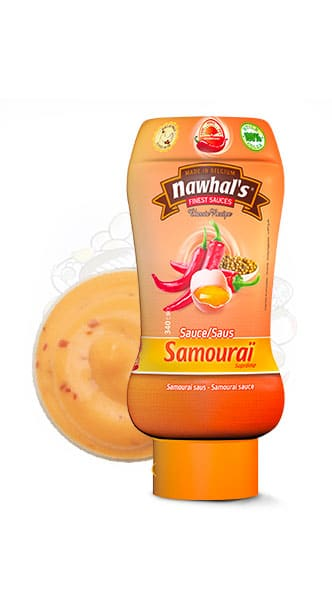 sauce Nawhal's Samourai 350g nawhals.com