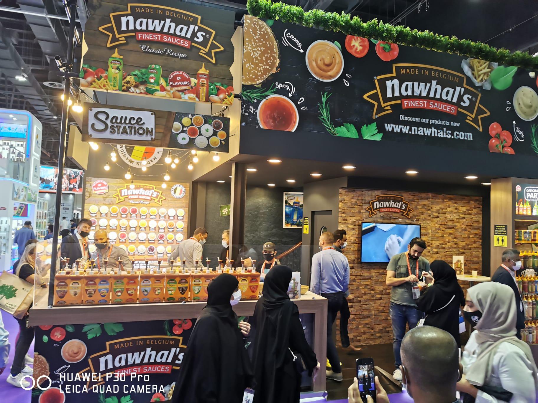 Nawhals Gulfood Dubai