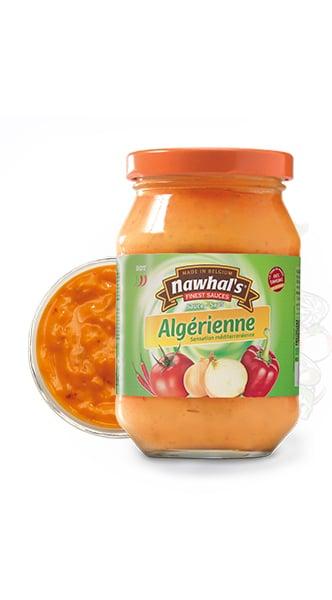 sauce Nawhal's Algérienne 250g nawhals.com