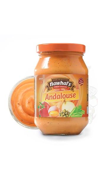 sauce Nawhal's Andalouse 250g nawhals.com