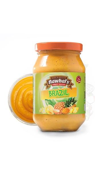 sauce Nawhal's Brazil 250g nawhals.com