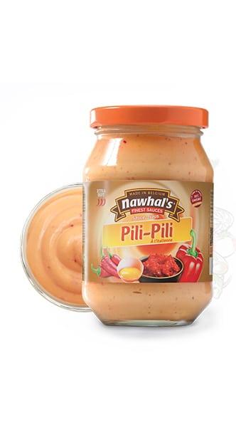 sauce Nawhal's PiliPili 250g nawhals.com