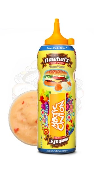 Sauce Nawhal's MagicOnion 500ml - Nawhals.com